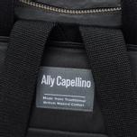 Рюкзак Ally Capellino Ashley Waxy Black фото- 4