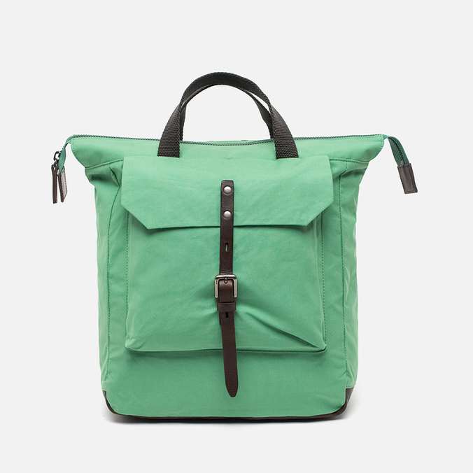 Ally Capellino Frances Backpack Waxy Green