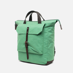 Ally Capellino Frances Backpack Waxy Green photo- 1