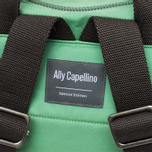 Ally Capellino Frances Backpack Waxy Green photo- 4