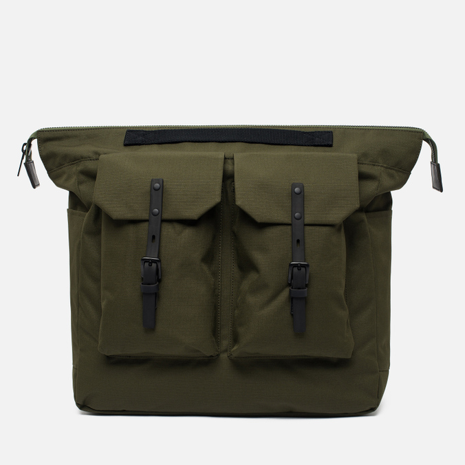 Ally Capellino Frank Backpack Green