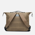 Ally Capellino Frank Waxy Backpack Khaki photo- 3