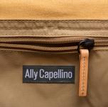 Рюкзак Ally Capellino Haye Waxed Yellow/Grey фото- 8