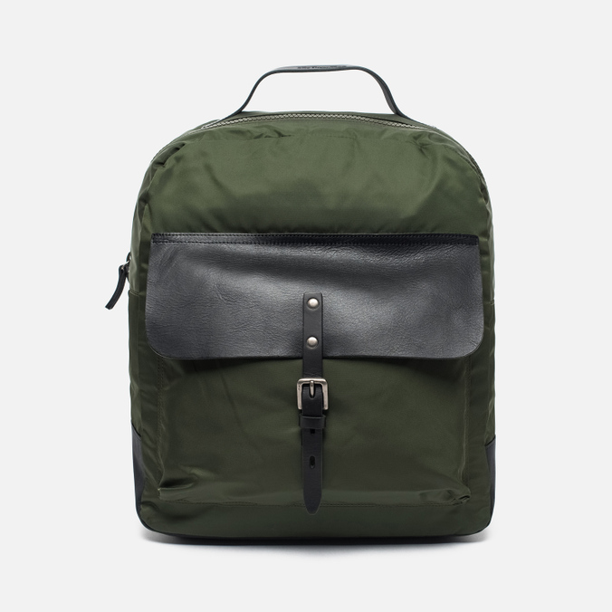 Рюкзак Ally Capellino Ian Luxe Nylon Dark Green