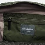Рюкзак Ally Capellino Ian Luxe Nylon Dark Green фото- 7
