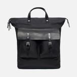 Ally Capellino Igor Luxe Backpack Black photo- 0