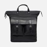 Рюкзак Ally Capellino iGor Luxe Nylon Black фото- 0