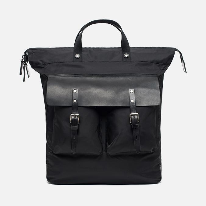Рюкзак Ally Capellino iGor Luxe Nylon Black