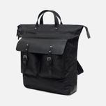 Рюкзак Ally Capellino iGor Luxe Nylon Black фото- 1
