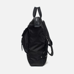 Ally Capellino Igor Luxe Backpack Black photo- 2