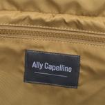 Рюкзак Ally Capellino Igor Luxe Nylon Mustard Green фото- 4
