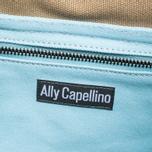 Рюкзак Ally Capellino Kelvin Canvas Beige фото- 8