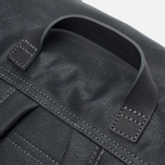 Ally Capellino Kelvin Canvas Backpack Black photo- 9