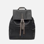 Ally Capellino Kelvin Canvas Backpack Black photo- 0