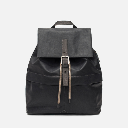 Рюкзак Ally Capellino Kelvin Canvas Black