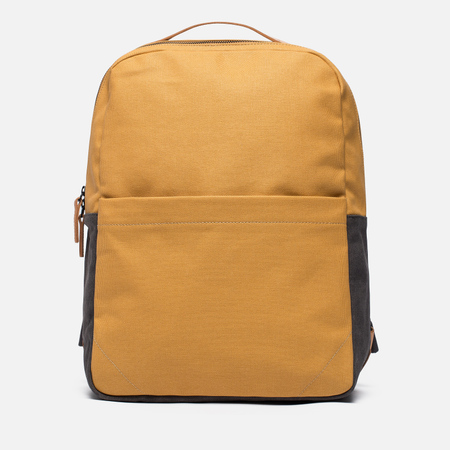 Рюкзак Ally Capellino Thompson Zipped Yellow/Grey