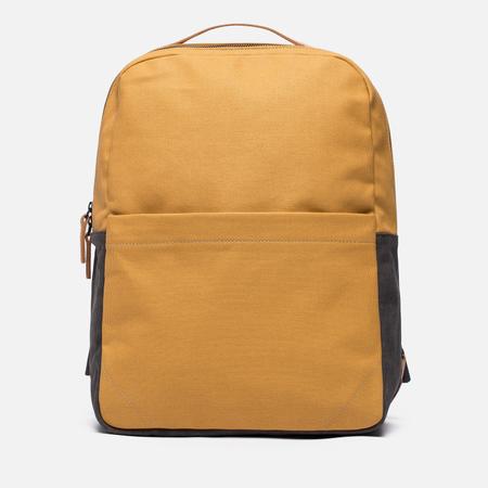 Рюкзак Ally Capellino Thompson Zipped Yellow/Grey