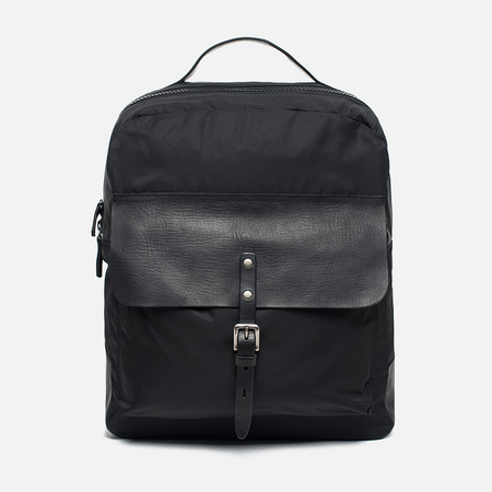 Ally Capellino Ian Luxe Nylon Backpack Black