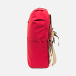 Brooks England Dalston Utility Medium Backpack Red photo- 2