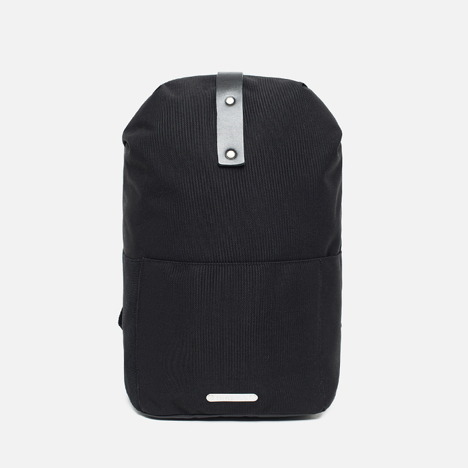 Brooks England Dalston Utility Small Backpack Black