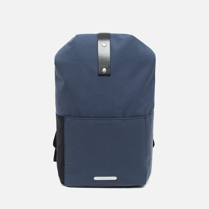 Brooks England Dalston Utility Backpack Small Blue