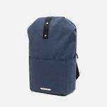 Brooks England Dalston Utility Backpack Small Blue photo- 1