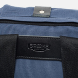 Brooks England Dalston Utility Backpack Small Blue photo- 4