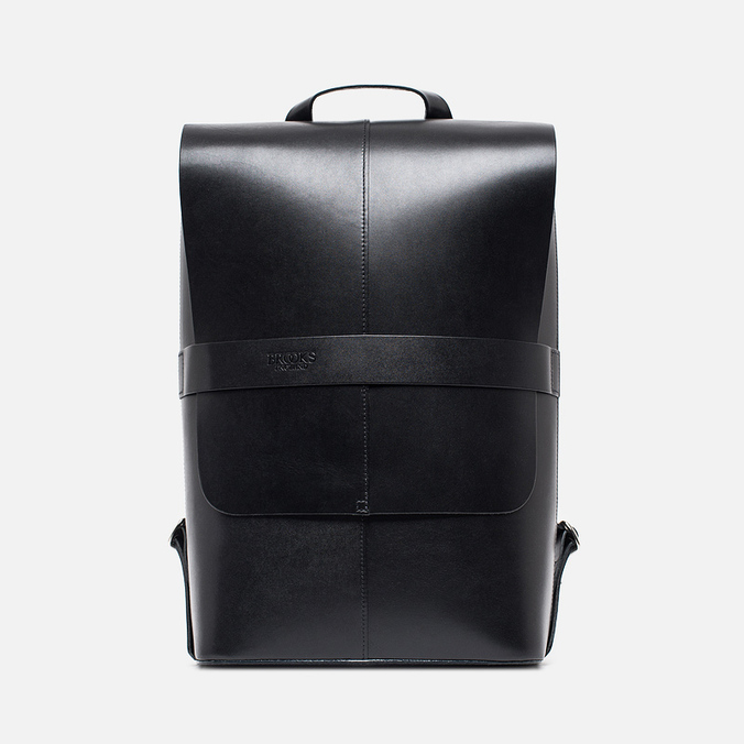 Brooks England Piccadilly Backpack Black