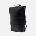 Brooks England Piccadilly Backpack Black photo- 1