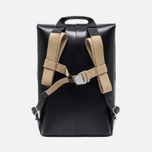 Brooks England Piccadilly Backpack Black photo- 3