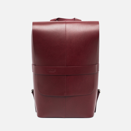 Brooks England Piccadilly Day 18L Backpack Maroon
