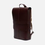 Brooks England Piccadilly Day Backpack Brown photo- 0
