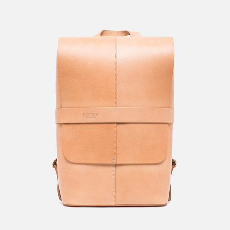 Brooks England Piccadilly Backpack Natural