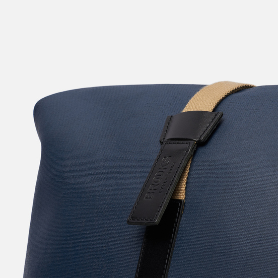 Рюкзак Brooks England Pickwick Cotton Canvas Large Dark Blue