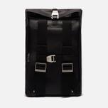 Рюкзак Brooks England Pickwick 26L Reflective Leather Black фото- 4