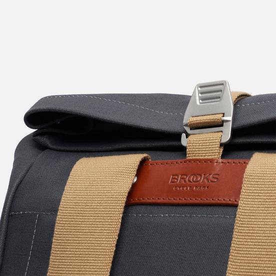 Рюкзак Brooks England Pickwick Cotton Canvas Small Grey