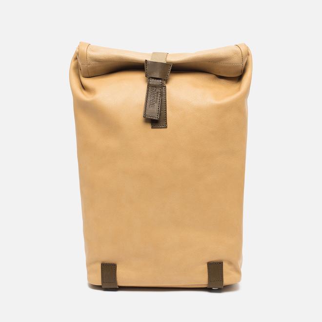 Рюкзак Brooks England Pickwick Small Soft Leather Cult 15L Sandstone