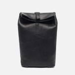 Рюкзак Brooks England Pickwick Small Thick Leather Cult 15L Black фото- 0