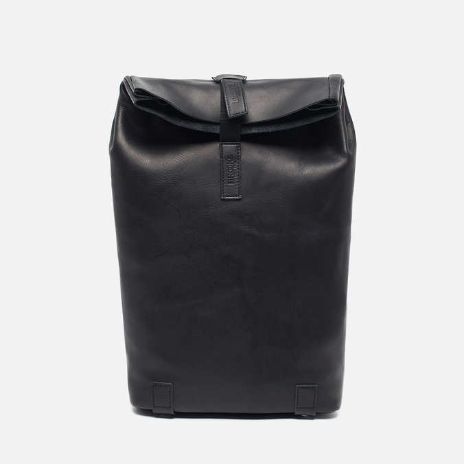 Рюкзак Brooks England Pickwick Small Thick Leather Cult 15L Black