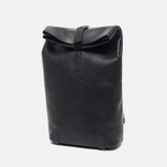 Рюкзак Brooks England Pickwick Small Thick Leather Cult 15L Black фото- 1