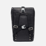 Brooks England Pickwick Small Thick Leather Cult 15L Backpack Black photo- 3