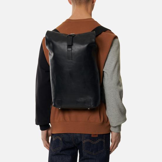Рюкзак Brooks England Pickwick Thick Leather Small Black