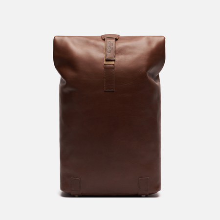 Рюкзак Brooks England Pickwick Small Thick Leather Cult 15L Dark Tan Brown