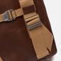 Рюкзак Brooks England Pickwick Thick Leather Small Dark Tan Brown фото - 3