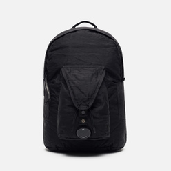 Рюкзак C.P. Company GD Nylon Sateen Black
