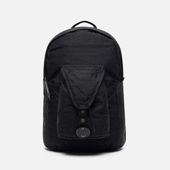 Рюкзак C.P. Company GD Nylon Sateen Black