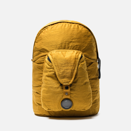 Рюкзак C.P. Company GD Nylon Sateen Golden Yellow