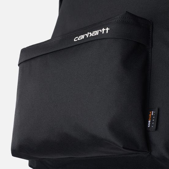 Рюкзак Carhartt WIP Payton Cordura 8 Oz Black/White