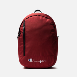 Рюкзак Champion Reverse Weave Below Script Logo Dark Red