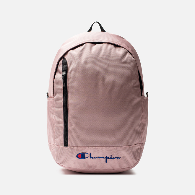 Рюкзак Champion Reverse Weave Below Script Logo Pale Mauve